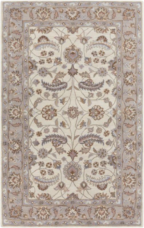 Surya CAE-1115 Caesar Hand Tufted Wool Rug Off-White 7 1/2 x 9 1/2 Sale $659.40 ITEM: bci2670207 ID#:CAE1115-7696 UPC: 764262933161 :