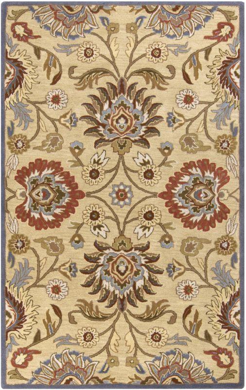 Surya CAE-1116 Caesar Hand Tufted Wool Rug Off-White 9 x 12 Home Decor Sale $1222.80 ITEM: bci2670234 ID#:CAE1116-912 UPC: 764262933949 :