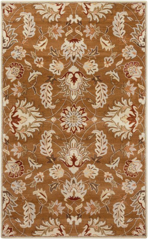 Surya CAE-1117 Caesar Hand Tufted Wool Rug Brown 12 x 15 Home Decor Sale $2034.60 ITEM: bci2670238 ID#:CAE1117-1215 UPC: 764262934670 :