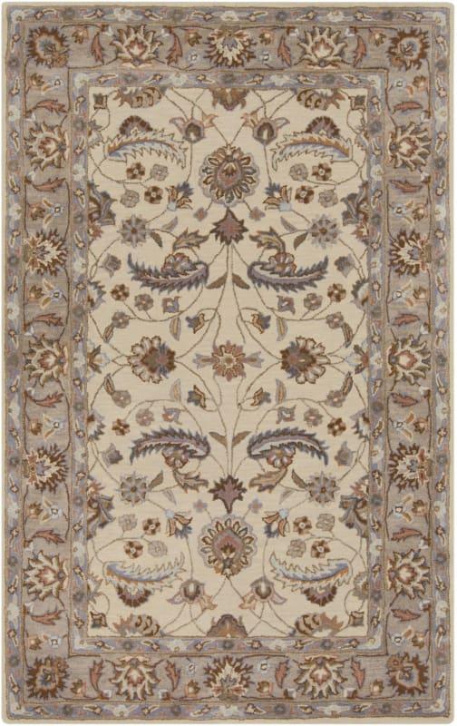 Surya CAE-1118 Caesar Hand Tufted Wool Rug Off-White 2 x 3 Home Decor Sale $77.40 ITEM: bci2670261 ID#:CAE1118-23 UPC: 764262934991 :