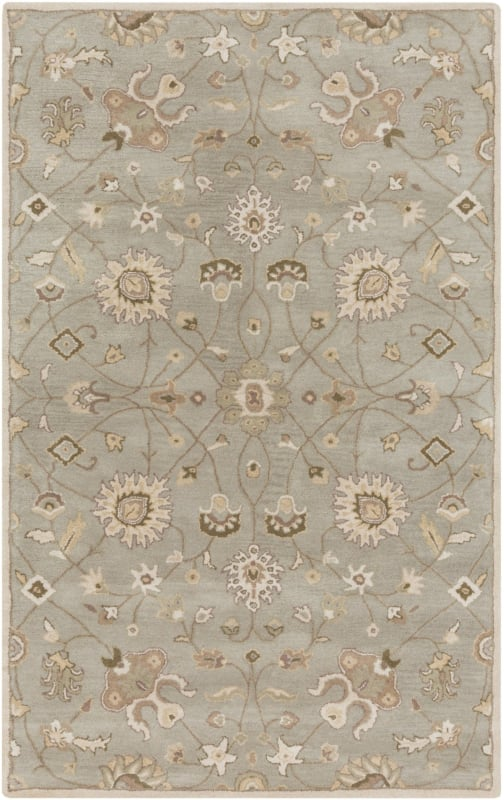 Surya CAE-1121 Caesar Hand Tufted Wool Rug Off-White 8 x 11 Home Decor Sale $813.60 ITEM: bci2669690 ID#:CAE1121-811 UPC: 764262936766 :