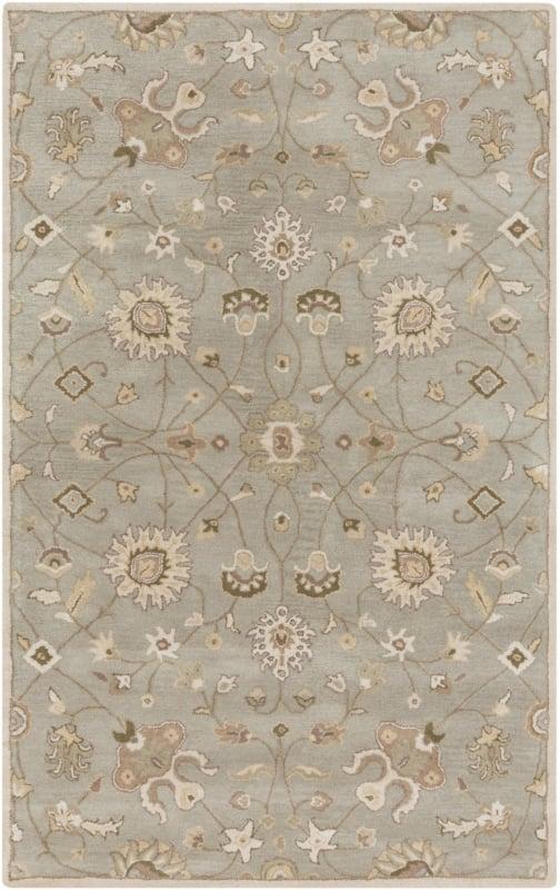 Surya CAE-1121 Caesar Hand Tufted Wool Rug Off-White 9 x 12 Home Decor Sale $1222.80 ITEM: bci2669693 ID#:CAE1121-912 UPC: 764262936773 :