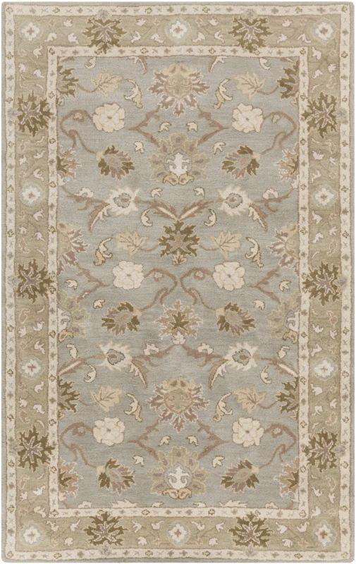 Surya CAE-1126 Caesar Hand Tufted Wool Rug Gray 3 x 12 Home Decor Rugs Sale $408.60 ITEM: bci2669773 ID#:CAE1126-312 UPC: 764262938777 :