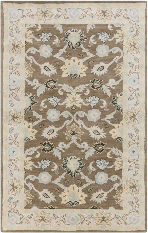Surya CAE-1127 Caesar Hand Tufted Wool Rug Green 7 1/2 x 9 1/2 Home Sale $659.40 ITEM: bci2669804 ID#:CAE1127-7696 UPC: 764262939101 :