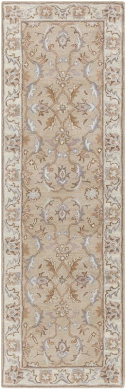 Surya CAE-1129 Caesar Hand Tufted Wool Rug Green 2 1/2 x 8 Home Decor Sale $226.80 ITEM: bci2670635 ID#:CAE1129-268 UPC: 764262944365 :