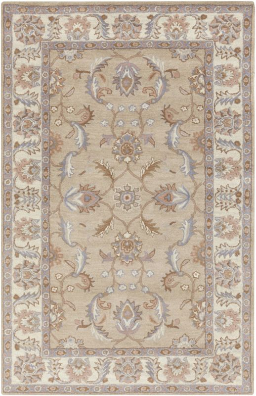 Surya CAE-1129 Caesar Hand Tufted Wool Rug Green 3 x 12 Home Decor Sale $408.60 ITEM: bci2670636 ID#:CAE1129-312 UPC: 764262944372 :