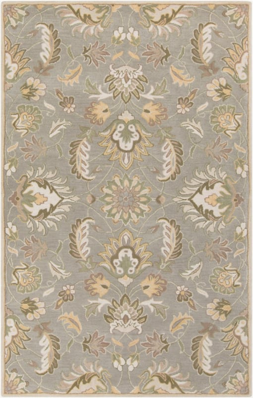 Surya CAE-1140 Caesar Hand Tufted Wool Rug Green 8 x 11 Home Decor Sale $813.60 ITEM: bci2670713 ID#:CAE1140-811 UPC: 764262606706 :