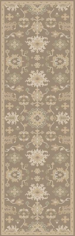 Surya CAE-1149 Caesar Hand Tufted Wool Rug Brown 2 1/2 x 8 Home Decor Sale $226.80 ITEM: bci2670436 ID#:CAE1149-268 UPC: 888473066347 :