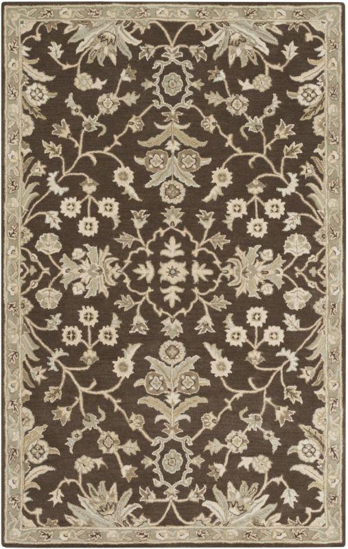 Surya CAE-1150 Caesar Hand Tufted Wool Rug Brown 12 x 15 Home Decor Sale $2034.60 ITEM: bci2670455 ID#:CAE1150-1215 UPC: 888473066750 :
