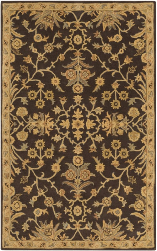 Surya CAE-1151 Caesar Hand Tufted Wool Rug Brown 10 x 14 Home Decor Sale $1583.40 ITEM: bci2670476 ID#:CAE1151-1014 UPC: 888473066897 :