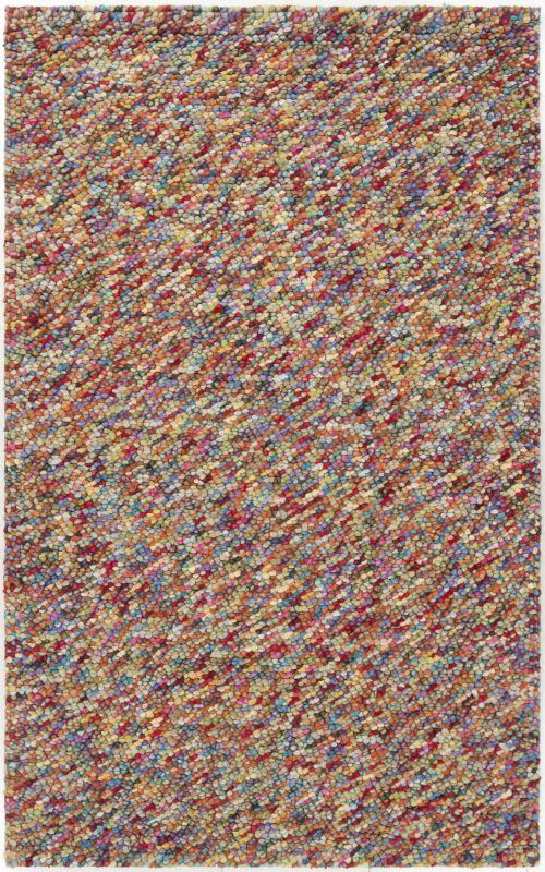 Surya CONFETT-1 Confetti Hand Woven Wool Rug Red 8 x 10 Home Decor Sale $1862.40 ITEM: bci2676268 ID#:CONFETT1-810 UPC: 764262522679 :