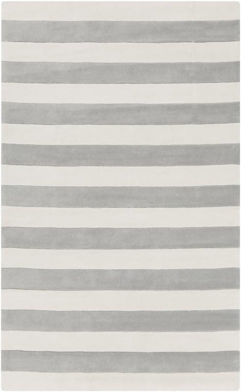 Surya COS-9252 Cosmopolitan Hand Tufted Polyester Rug Gray 9 x 13 Home