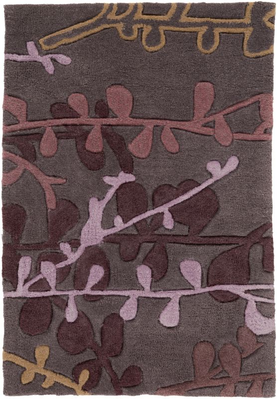 Surya CSU-1000 Cosmo Ultra Hand Tufted Polyester Rug Rectangle 2 x 3
