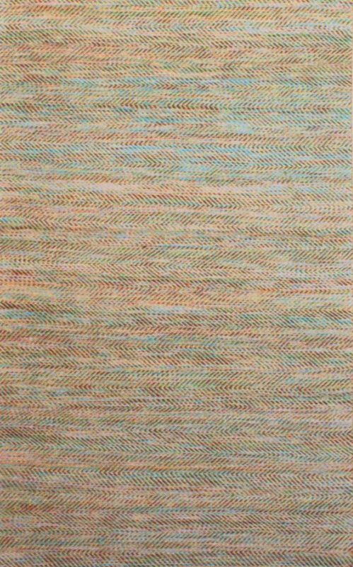Surya CVE-3002 Cove Hand Woven Jute and Wool Rug Rectangle 2 x 3 Home
