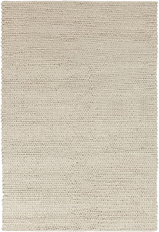 Surya DSO-202 DeSoto Hand Woven Wool Rug Rectangle 3 1/2 x 5 1/2 Home
