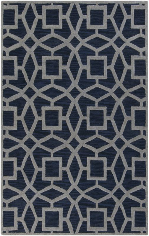 Surya DST-1169 Dream Hand Tufted New Zealand Wool Rug Rectangle 5 x 8