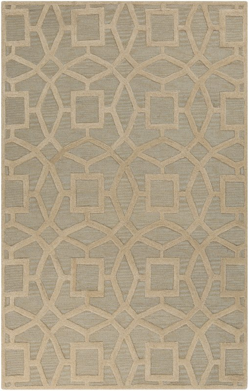 Surya DST-1170 Dream Hand Tufted New Zealand Wool Rug Rectangle 8 x 11