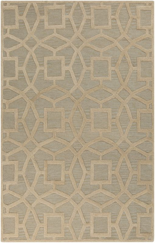 Surya DST-1170 Dream Hand Tufted New Zealand Wool Rug Rectangle 9 x 13