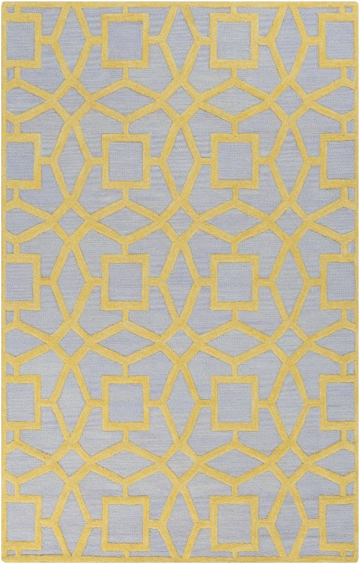 Surya DST-1173 Dream Hand Tufted New Zealand Wool Rug Rectangle 3 1/2