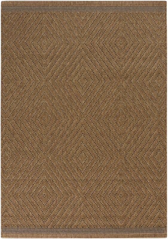 Surya ELT-1013 Elements Machine Made Olefin Rug Rectangle 4 x 5 1/2
