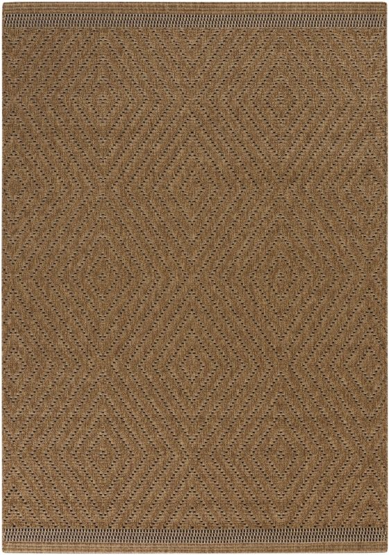Surya ELT-1013 Elements Machine Made Olefin Rug Rectangle 5 1/2 x 7