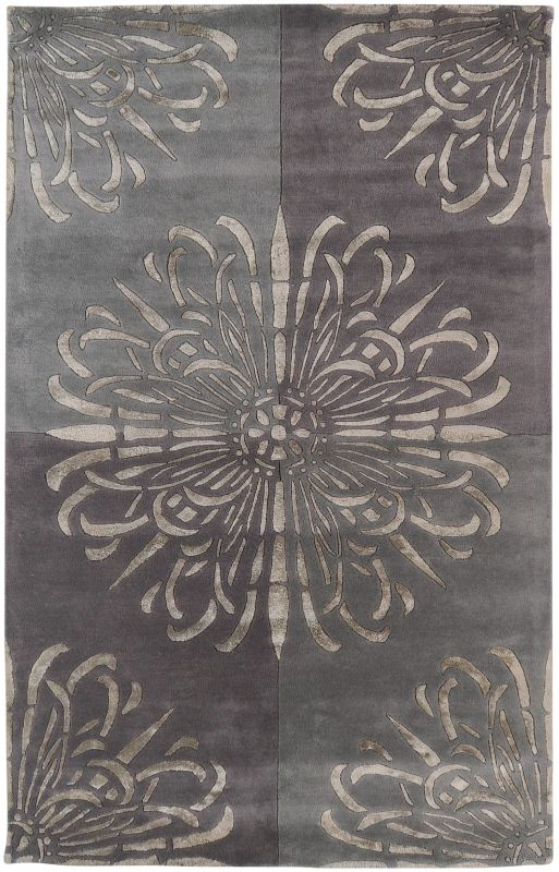 Surya ESS-7629 Essence Hand Tufted New Zealand Wool Rug Rectangle 3
