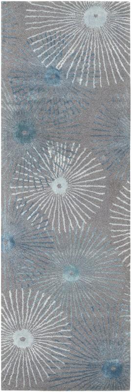 Surya ESS-7663 Essence Hand Tufted New Zealand Wool Rug Runner 2 1/2 x