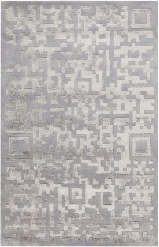 Surya ESS-7690 Essence Hand Tufted New Zealand Wool Rug Rectangle 3