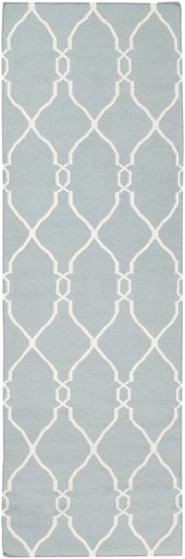 Surya FAL-1005 Fallon Hand Woven Wool Rug Runner 2 1/2 x 8 Home Decor