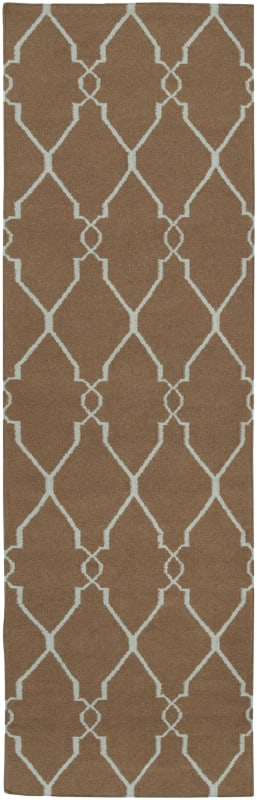 Surya FAL-1008 Fallon Hand Woven Wool Rug Runner 2 1/2 x 8 Home Decor