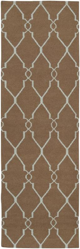 Surya FAL-1008 Fallon Hand Woven Wool Rug Runner 2 1/2 x 8 Home Decor