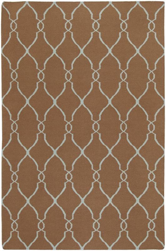 Surya FAL-1008 Fallon Hand Woven Wool Rug Rectangle 9 x 13 Home Decor