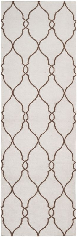 Surya FAL-1009 Fallon Hand Woven Wool Rug Runner 2 1/2 x 8 Home Decor