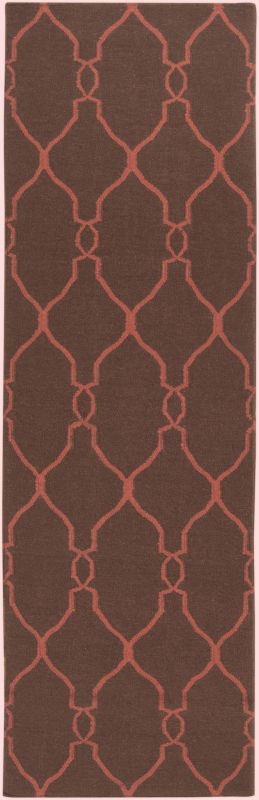Surya FAL-1010 Fallon Hand Woven Wool Rug Runner 2 1/2 x 8 Home Decor