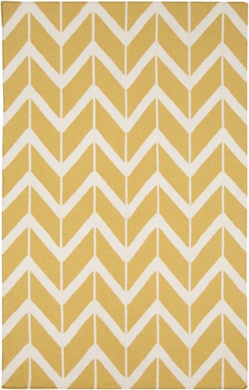 Surya FAL-1092 Fallon Hand Woven Wool Rug Rectangle 5 x 8 Home Decor