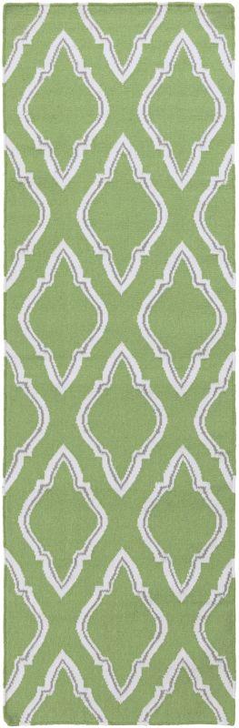 Surya FAL-1096 Fallon Hand Woven Wool Rug Runner 2 1/2 x 8 Home Decor