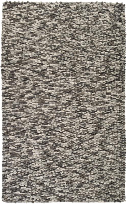 Surya FLG-1000 Flagstone Hand Woven New Zealand Wool Rug Rectangle 8 x