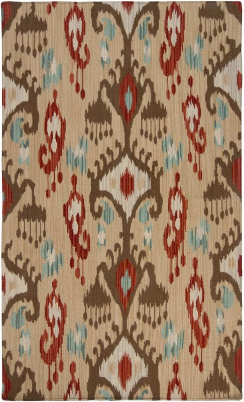 Surya FT-113 Frontier Hand Woven Wool Rug 9 x 13 Rectangle Home Decor Sale $1109.40 ITEM: bci2684031 ID#:FT113-913 UPC: 764262836424 :