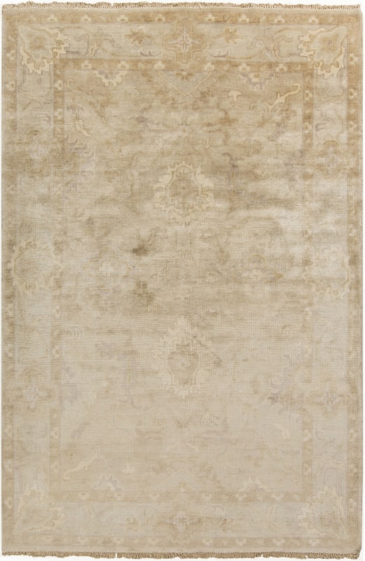 Surya HIL-9018 Hillcrest Hand Knotted New Zealand Wool Rug 9 x 13