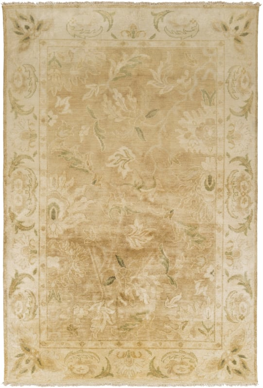 Surya HIL-9030 Hillcrest Hand Knotted New Zealand Wool Rug 9 x 13