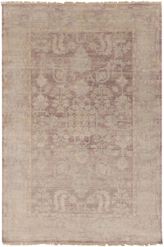 Surya HIL-9032 Hillcrest Hand Knotted New Zealand Wool Rug 9 x 13