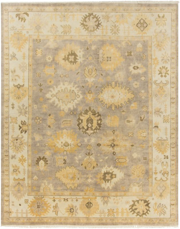 Surya IST-1000 Istanbul Hand Knotted 100% New Zealand Wool Rug 8 x 10