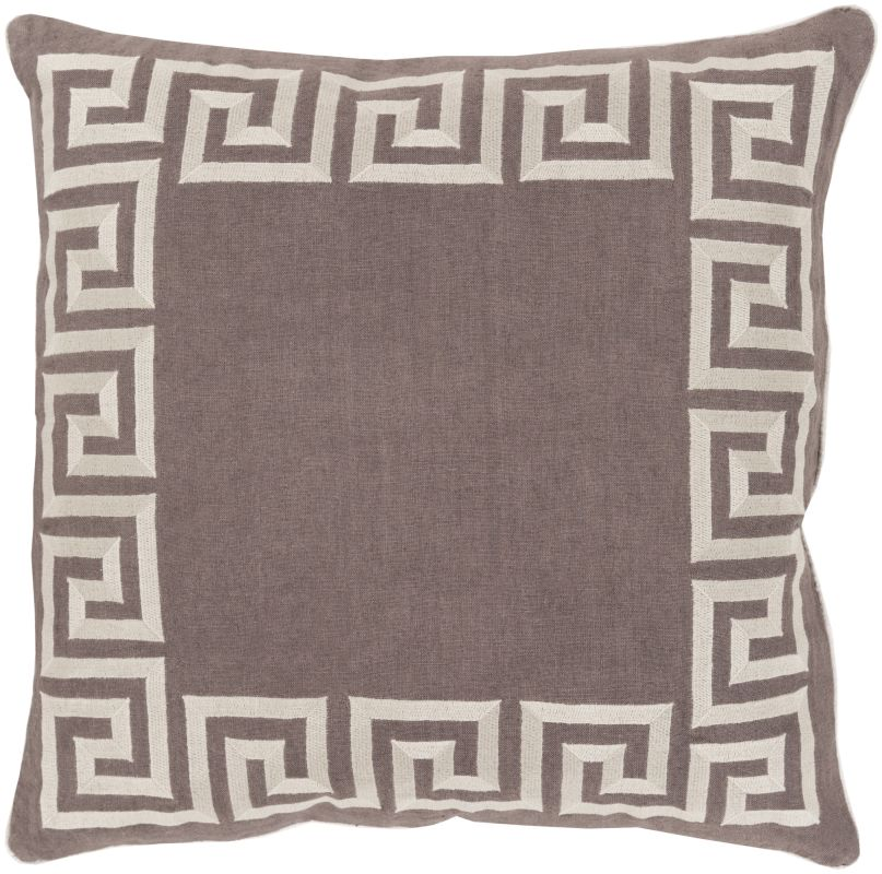 Surya KLD-003 Square Indoor Decorative Pillow with Down or Polyester Sale $51.60 ITEM: bci2693281 ID#:KLD003-1818P UPC: 888473244196 :