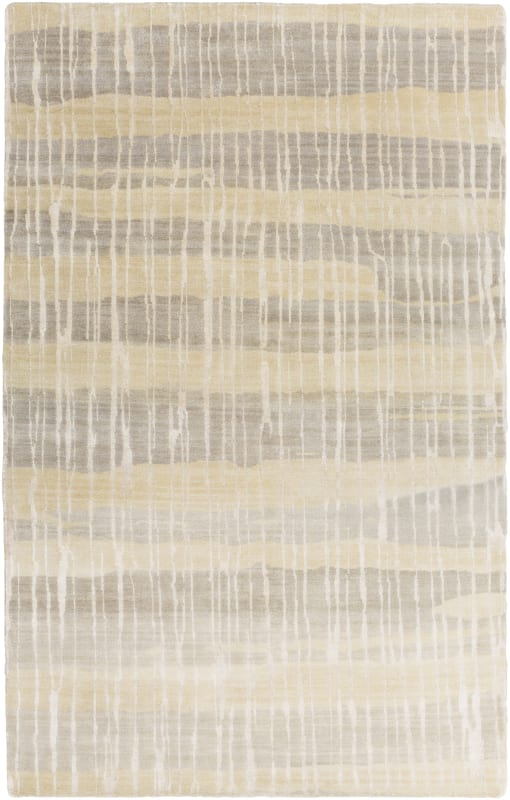Surya LMN-3019 Luminous Hand Knotted 100% Semi-Worsted New Zealand