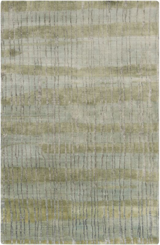 Surya LMN-3020 Luminous Hand Knotted 100% Semi-Worsted New Zealand