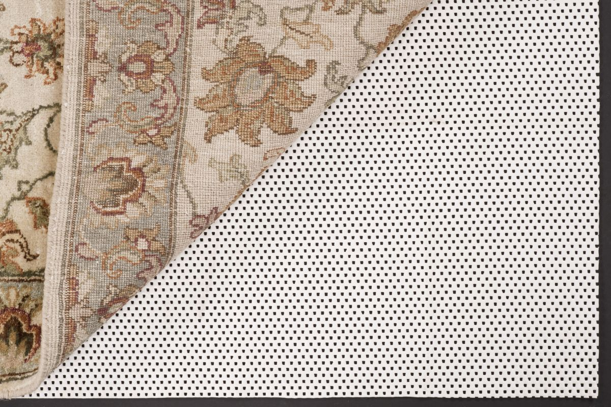 Surya LXG Luxury Grip PVC Premium Rug Pad 8 x 10 Oval Home Decor Rug