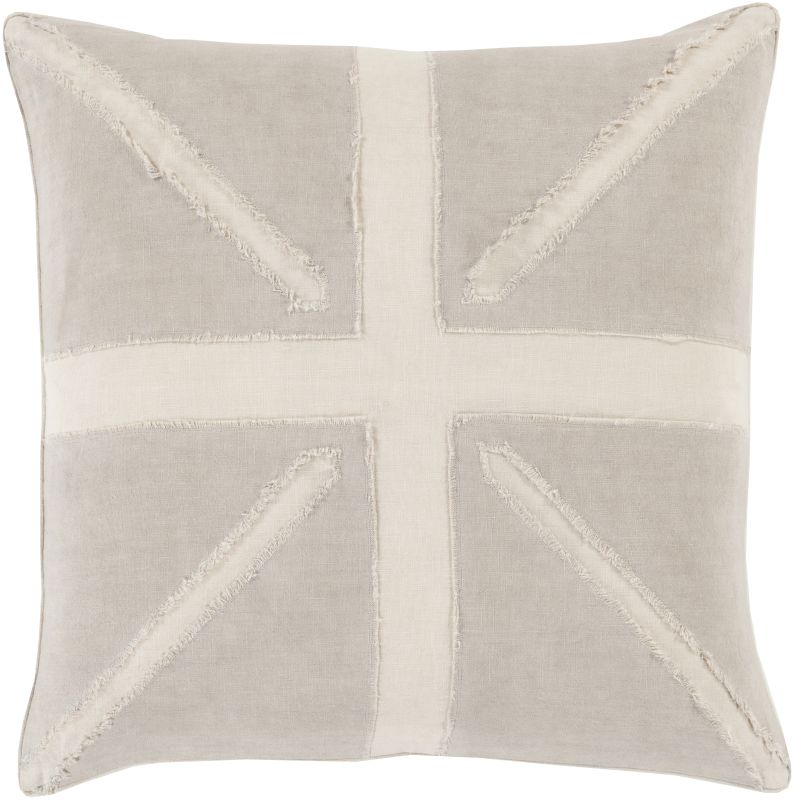 Surya MN-003 Square Indoor Decorative Pillow with Down or Polyester Sale $51.60 ITEM: bci2694317 ID#:MN003-1818P UPC: 888473085782 :