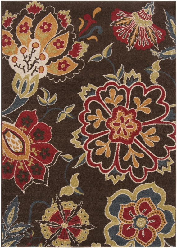 Surya MTR-1008 Monterey Power Loomed 100% Polypropylene Rug 5 1/2 x 7