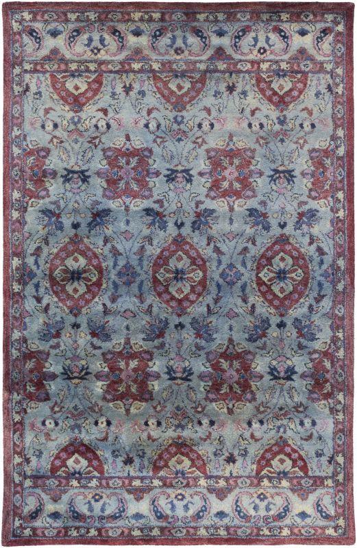 Surya MYK-5001 Mykonos Hand Tufted 100% Wool Rug 5 x 8 Rectangle Home Sale $1095.60 ITEM: bci2706903 ID#:MYK5001-58 UPC: 764262652178 :