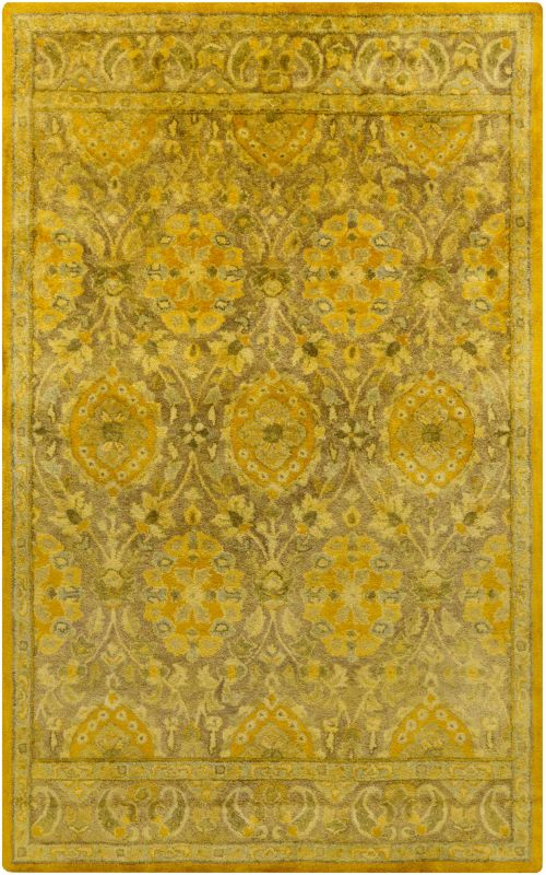 Surya MYK-5002 Mykonos Hand Tufted 100% Wool Rug 5 x 8 Rectangle Home Sale $1095.60 ITEM: bci2706358 ID#:MYK5002-58 UPC: 764262652239 :